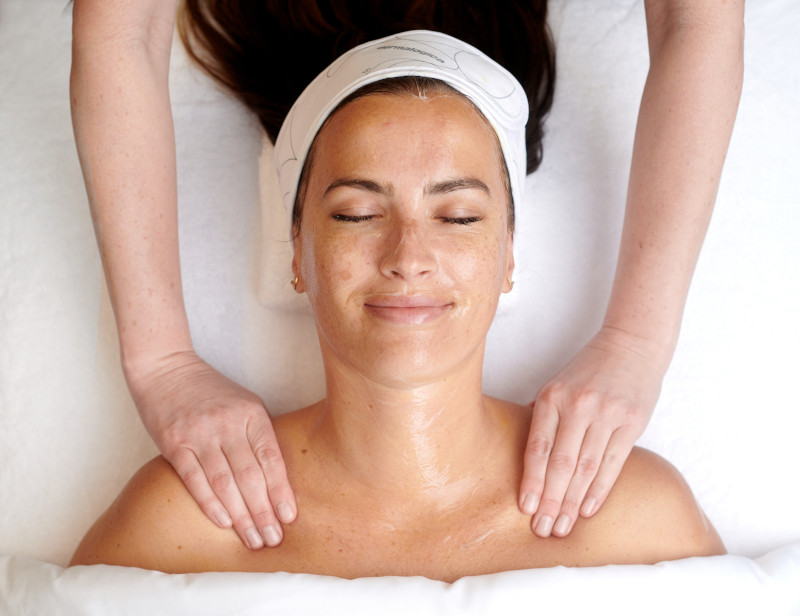 Expert Body Massage at Features Skipton